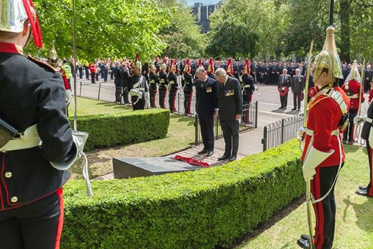 Household Cavalry Branches