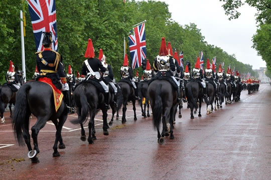 The Blues and Royals Association